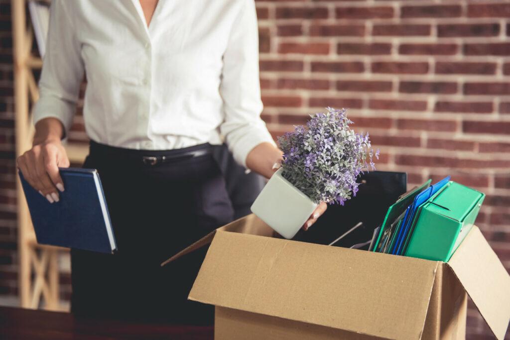 pomoc pracownikowi podczas zwolnienia - zwolnienie
