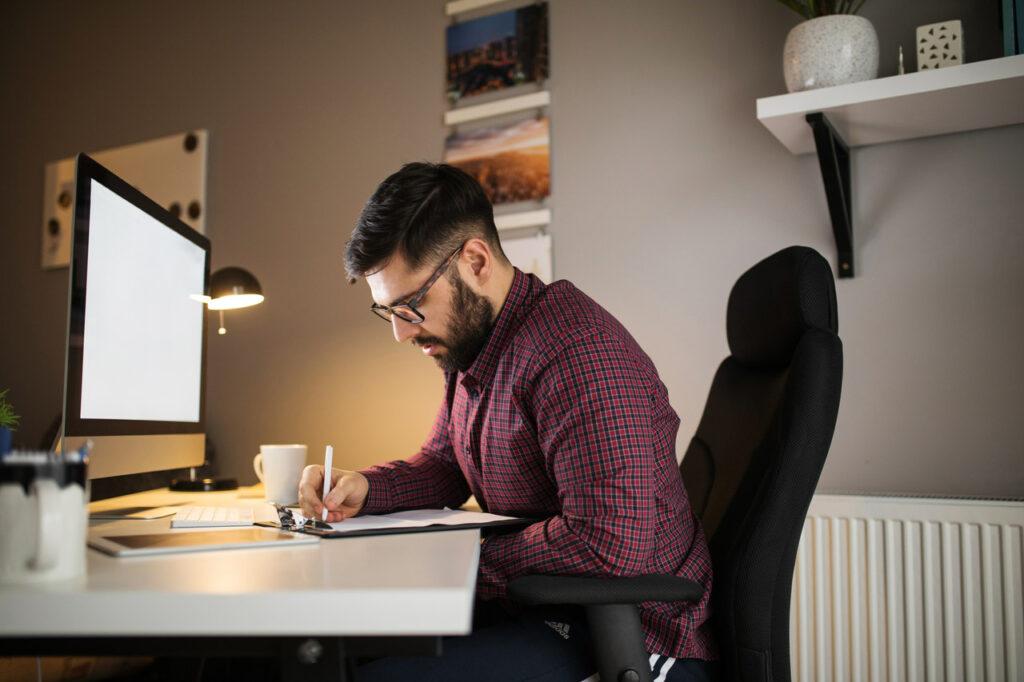 Feedback przy pracy zdalnej - praca zdalna